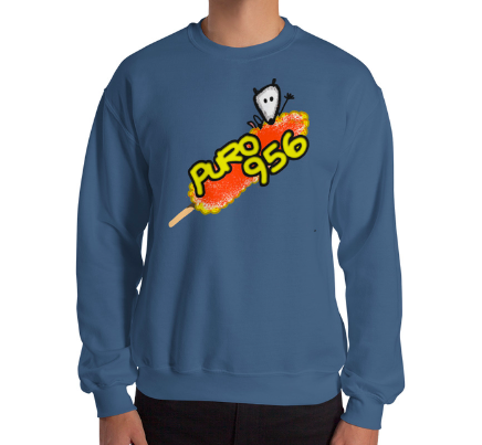 Image of 'Puro 956' Tlaki Sweatshirt (MORE COLORS)