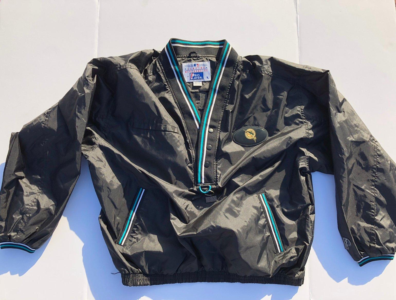 Image of Vintage Pro Player Marlins Jacket-XL