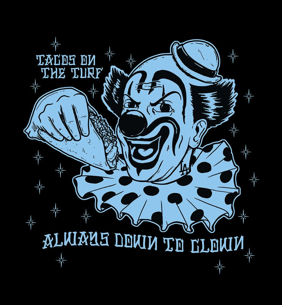 Image of Down 2 Clown Long Sleeve