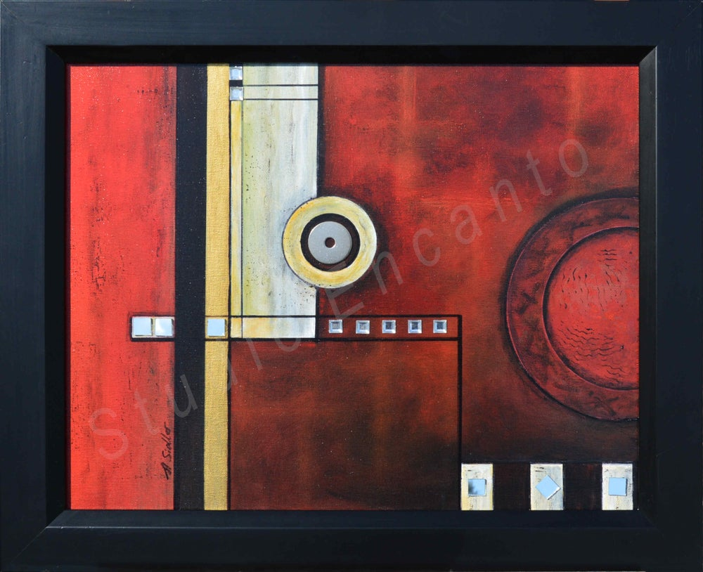 Image of Circle in the Window #1 by Hani Sidler