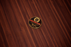 Image of S2000 oil cap coin (10w-30) - satin gold