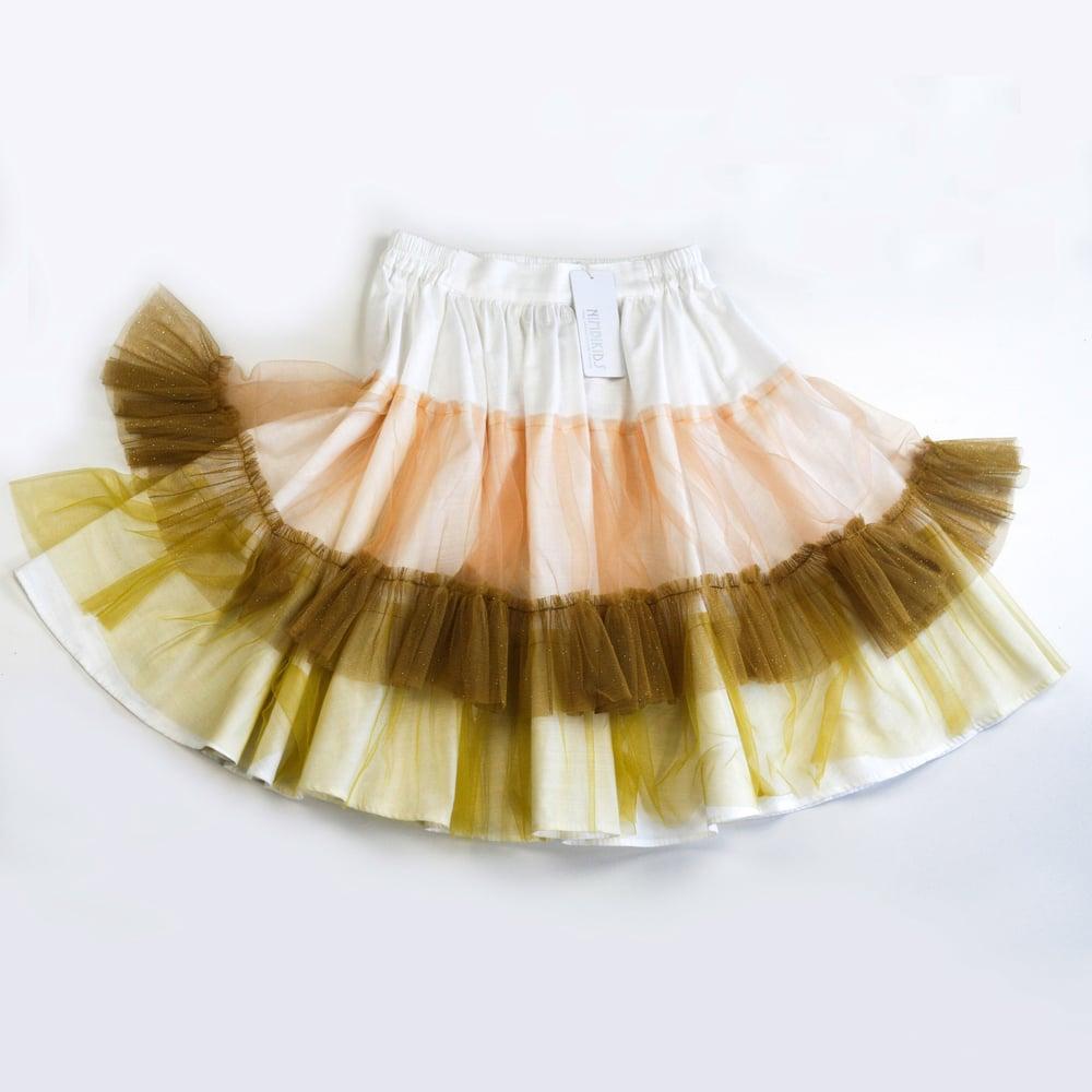 Image of Wonderland Tulle Skirt - Tarte Tatin