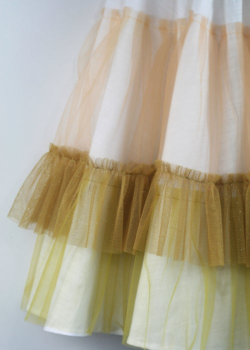 Image of Wonderland Tulle Skirt - Tarte Tatin