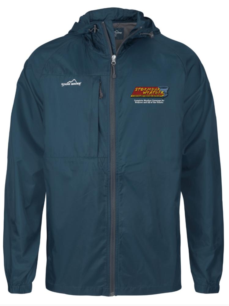 Image of  Eddie Bauer® Men's Packable Wind Jacket