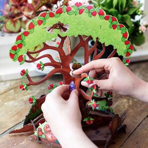 Kuwi Christmas 3D Advent Puzzle