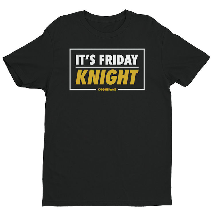 Image of Friday Knight TEE