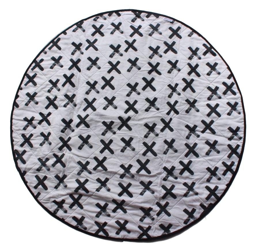 Image of Play Mat - Crosses