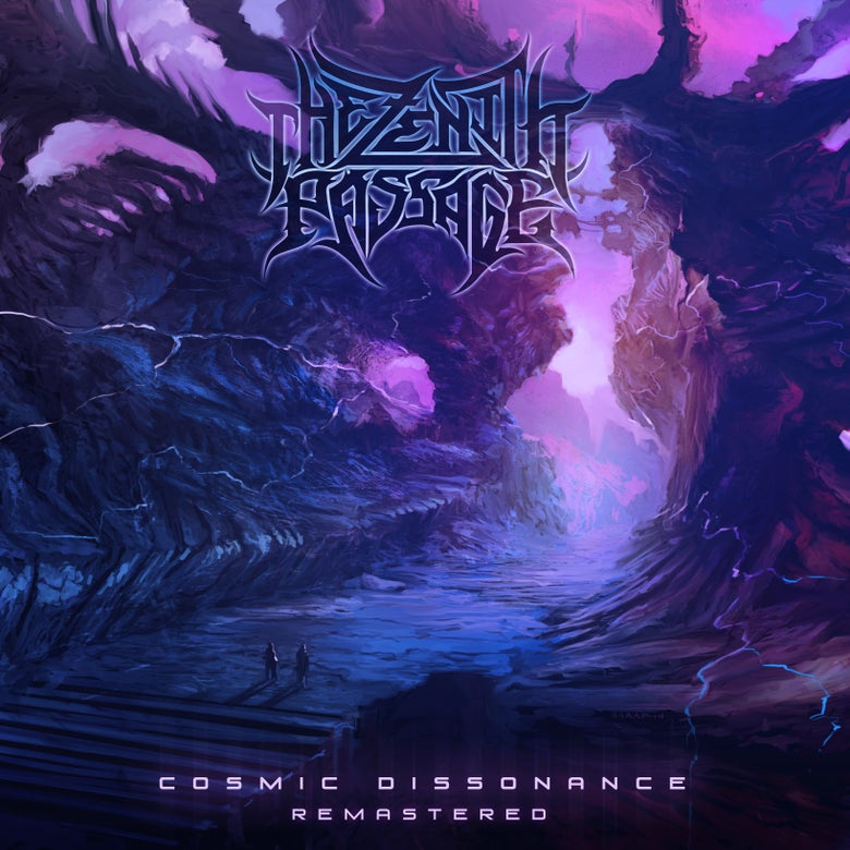 Image of THE ZENITH PASSAGE - Cosmic Dissonance | Remastered - CD