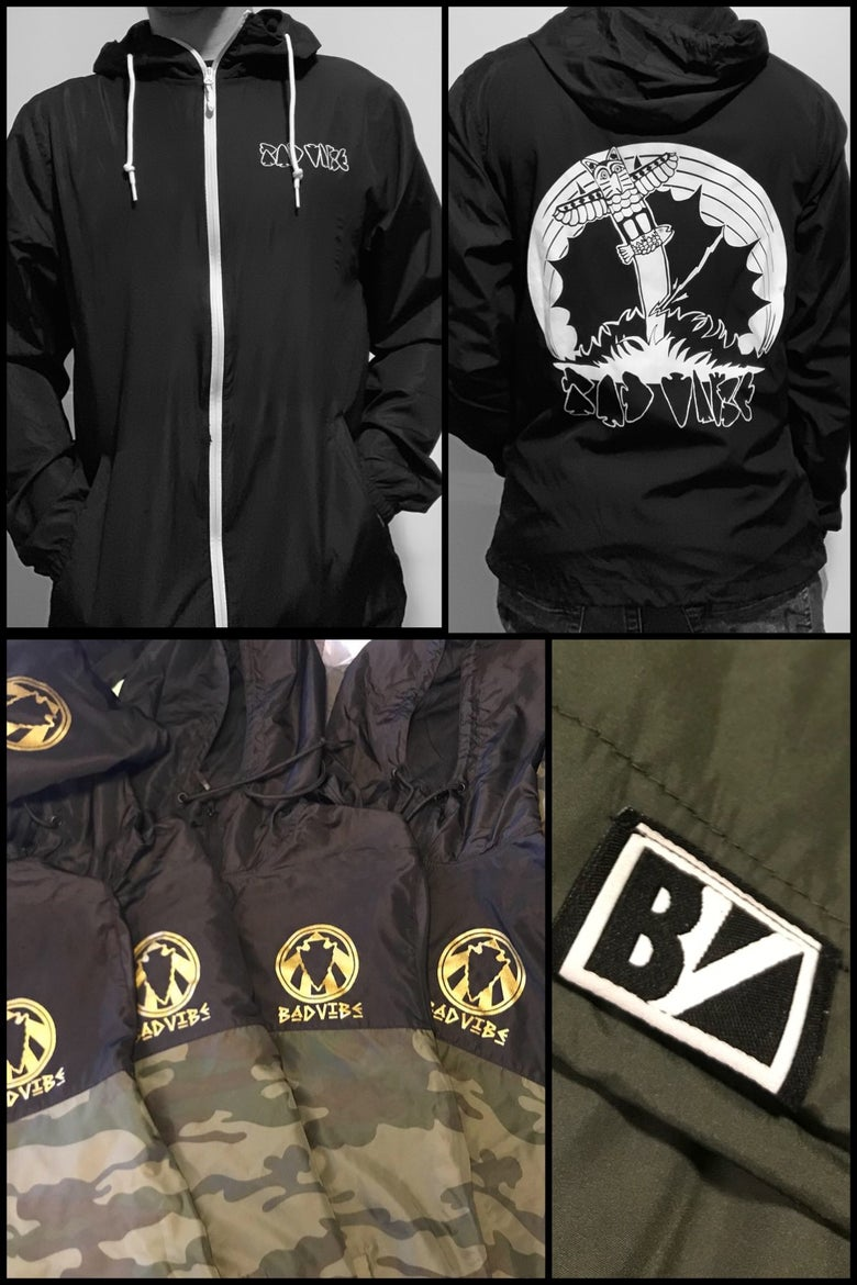 Image of WINDBREAKERS