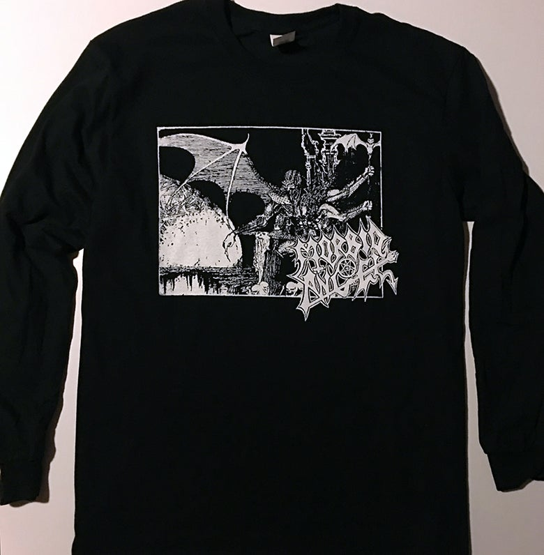 "Image of Morbid Angel "" Abominations "" LongSleeve T shirt"