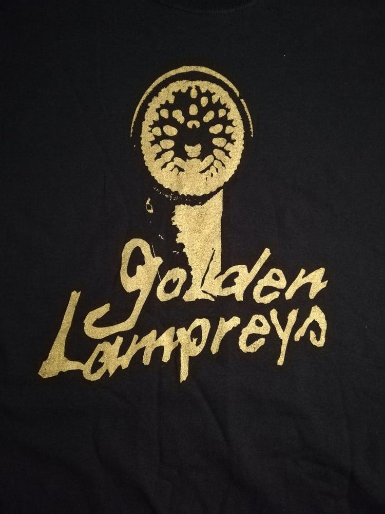 Image of Golden Lampreys - T-Shirt