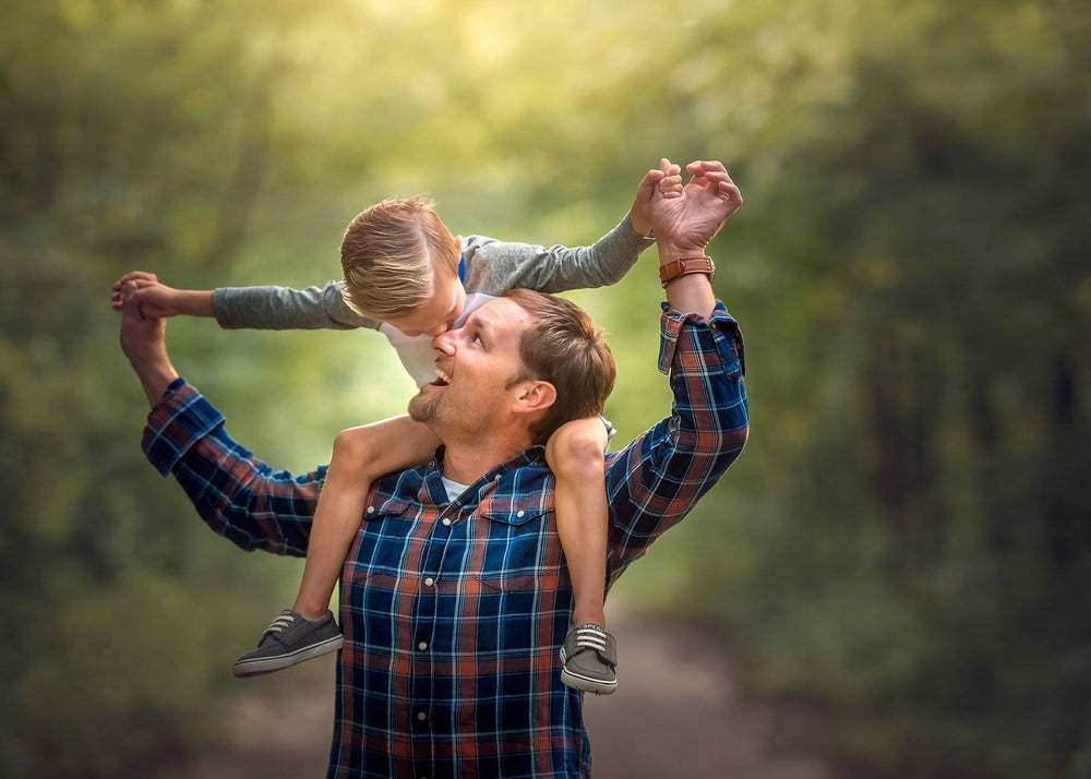 Image of SOULFUL PARENT AND CHILD CONNECTIONS - Real time shoot