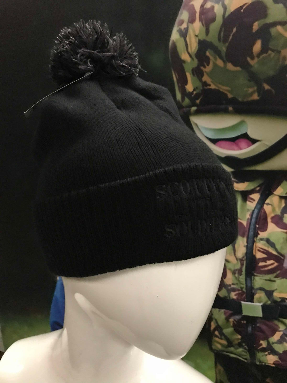 Image of Scotty's Bobble Hat