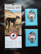 Image of The Greyhound Awareness League Calendar 2019