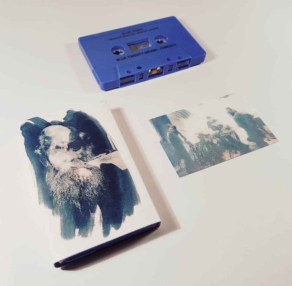 Image of blue twenty-seven: Check!!!
