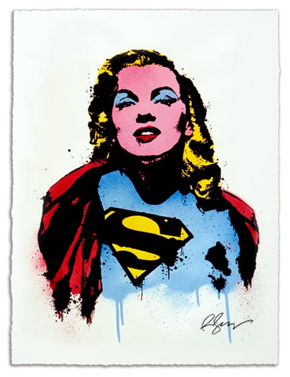 Image of Super Marilyn