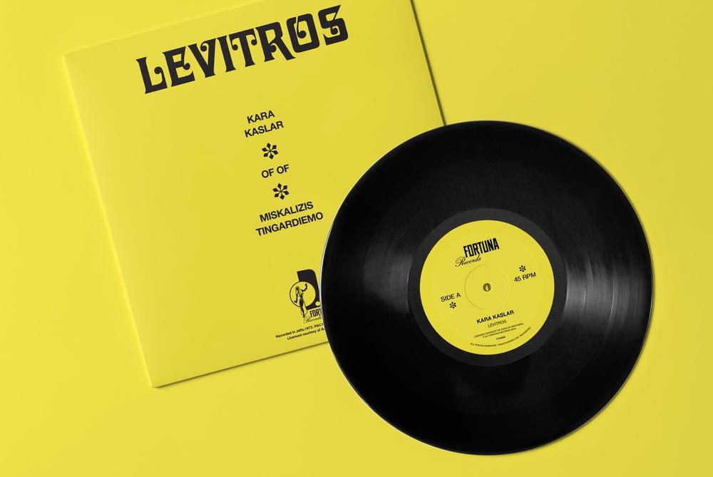 Image of Levitros<br /> Kara Kaslar