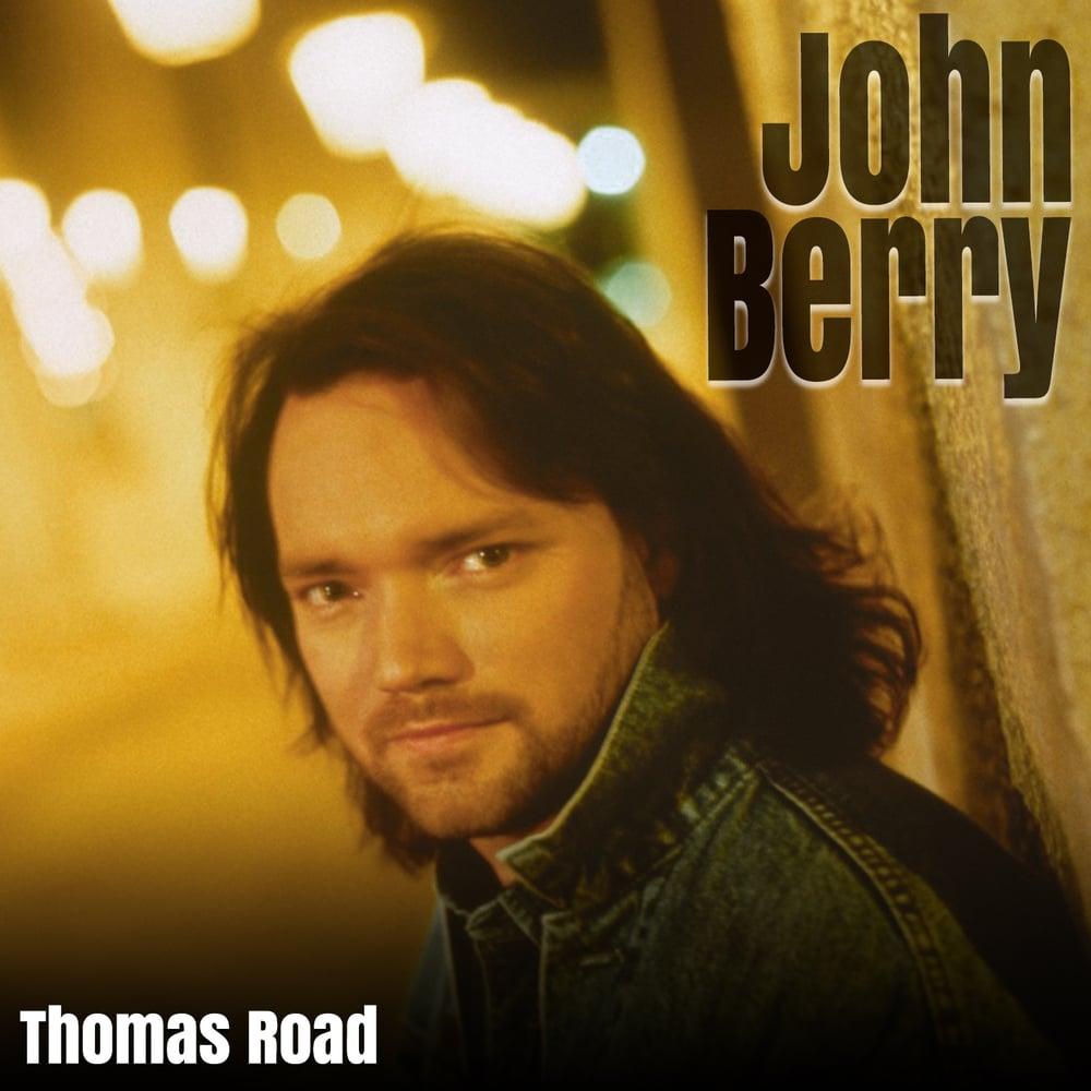 Image of Thomas Road EP (2018) CD