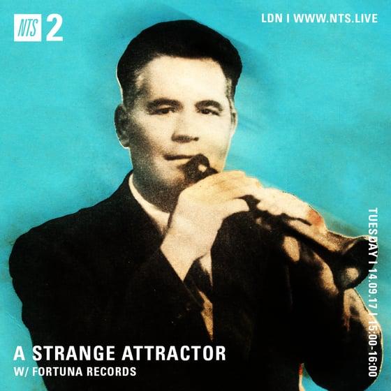 Image of A Strange Attractor<br />NTS radio