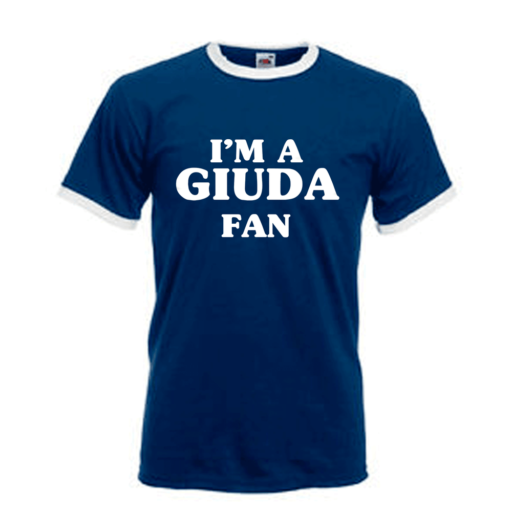 Image of T-shirt I'm a giuda fan