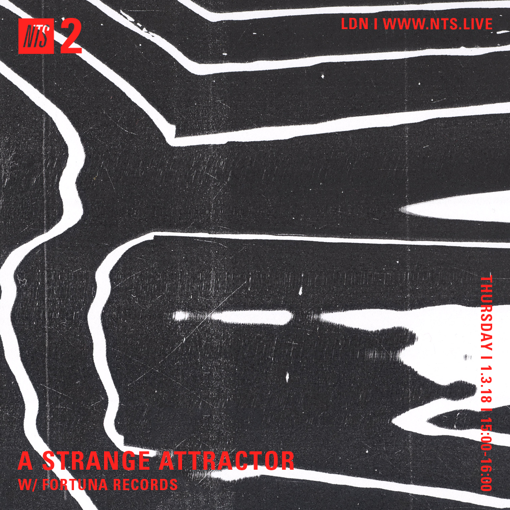 Image of A Strange Attractor<br />NTS radio