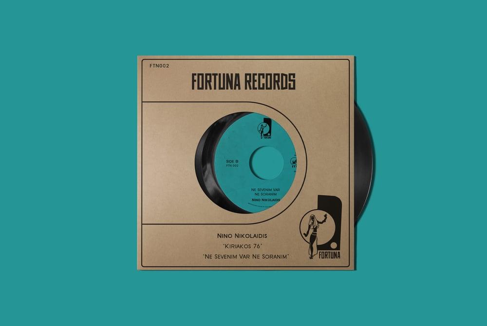 Image of Nino Nikolaidis<br /> Turkish Hits EP