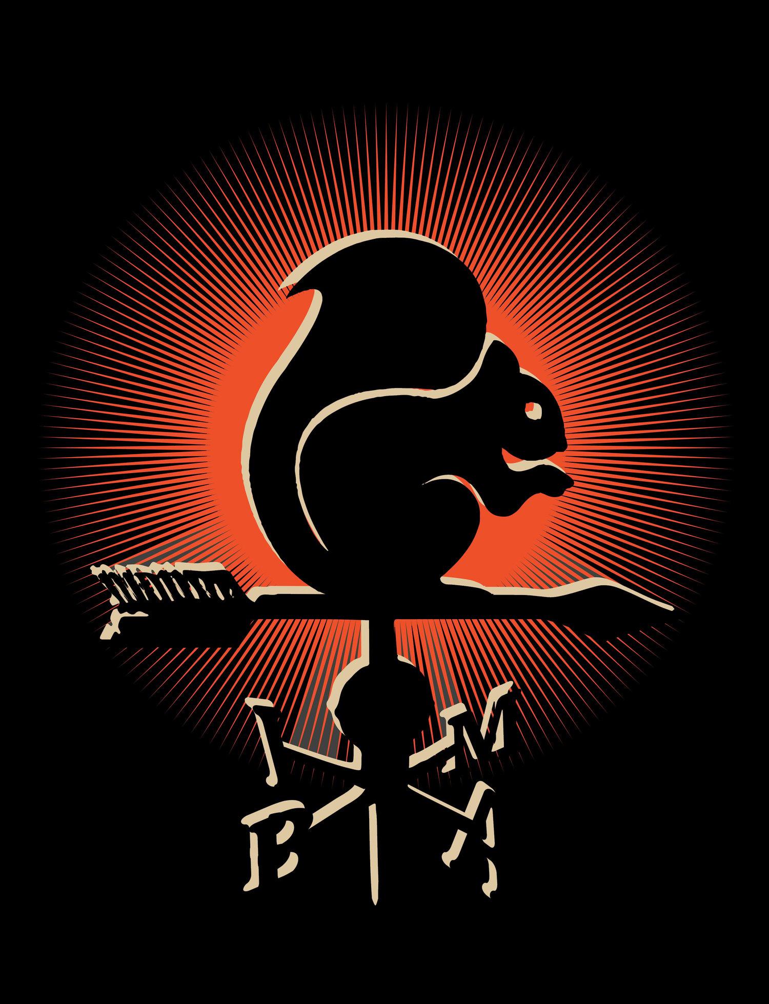 Image of World Of Bluegrass 2018 Men's Black Tee