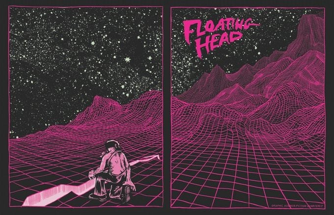 Image of Floating Head #1-4 PDF Issues