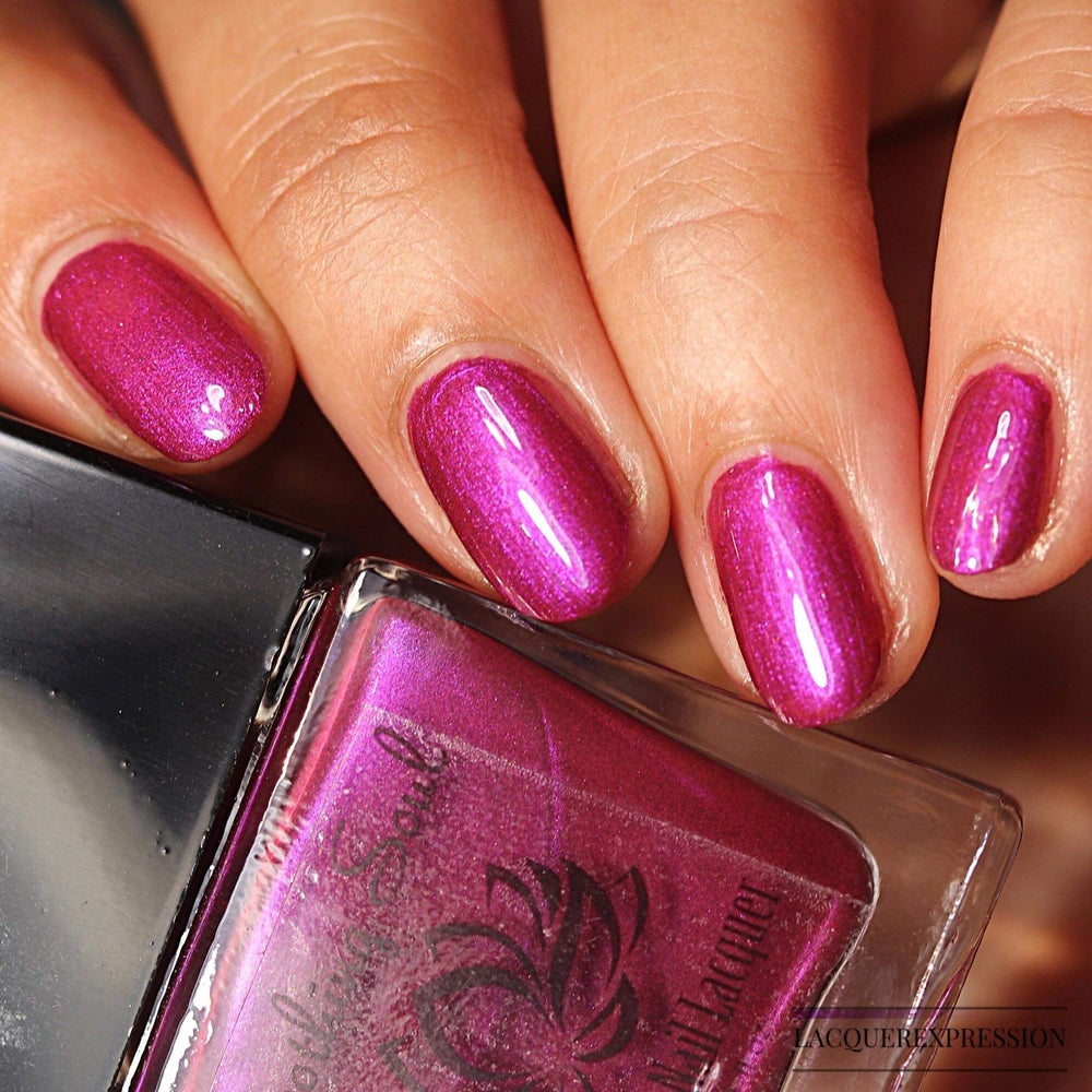 Winterberry  Nail Polish---- Limited Edition Polish