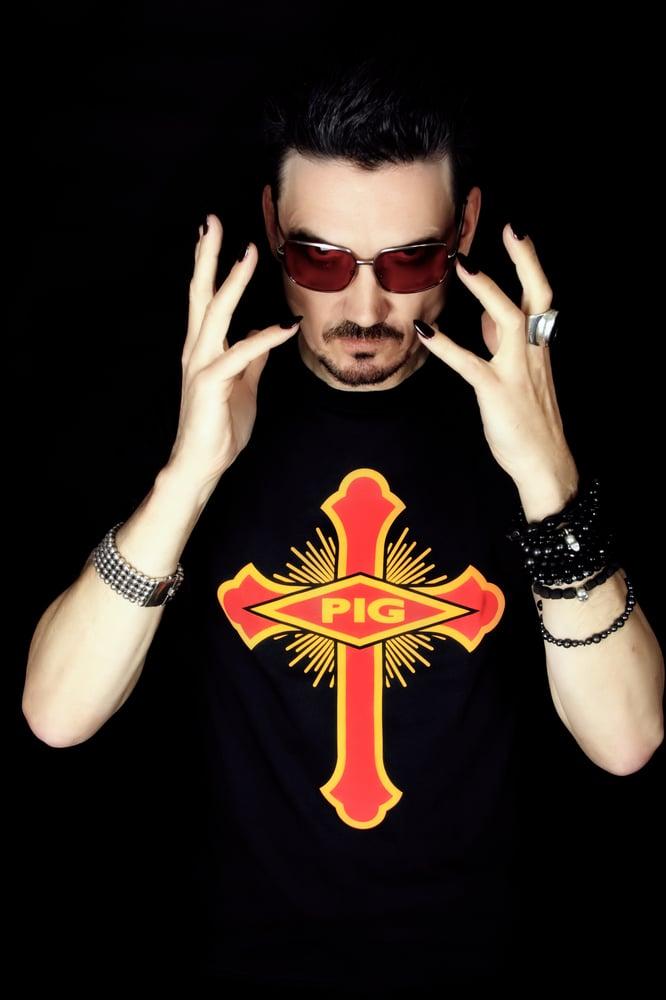 Image of Crucifix T-Shirt