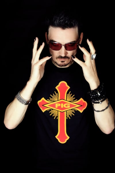 Image of Crucifix T-Shirt