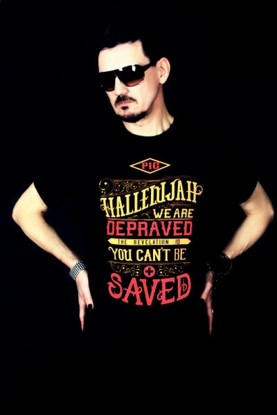 Image of Hallelujah T-Shirt