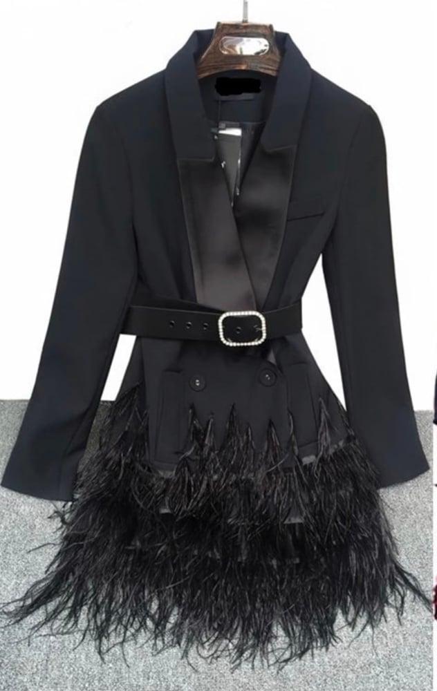 Image of NIOR blazer dress
