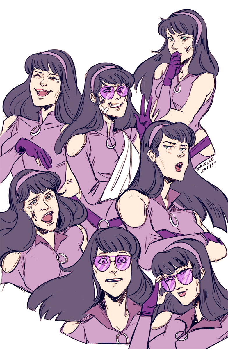 Image of Kate Bishop Expressions