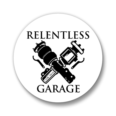 "Image of Relentless Garage 1"" Button Pins"