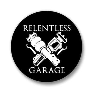 "Image of Relentless Garage 1"" Button Pins"