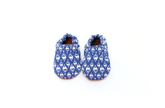 Image of The Indigo Bootie