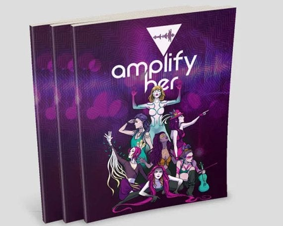 Image of Amplify Her - The Graphic Novel