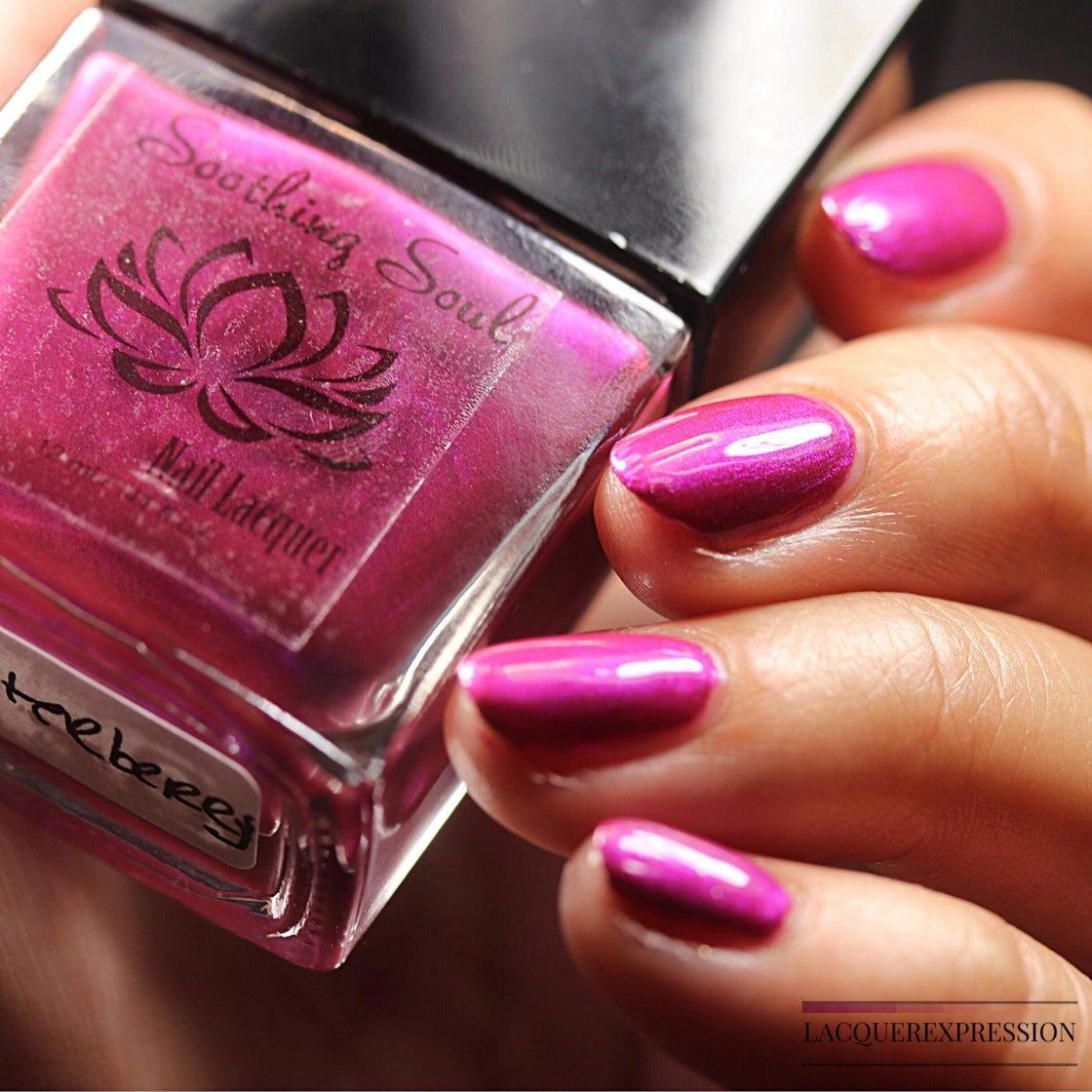 Image of Winterberry ---- Limited Edition Polish
