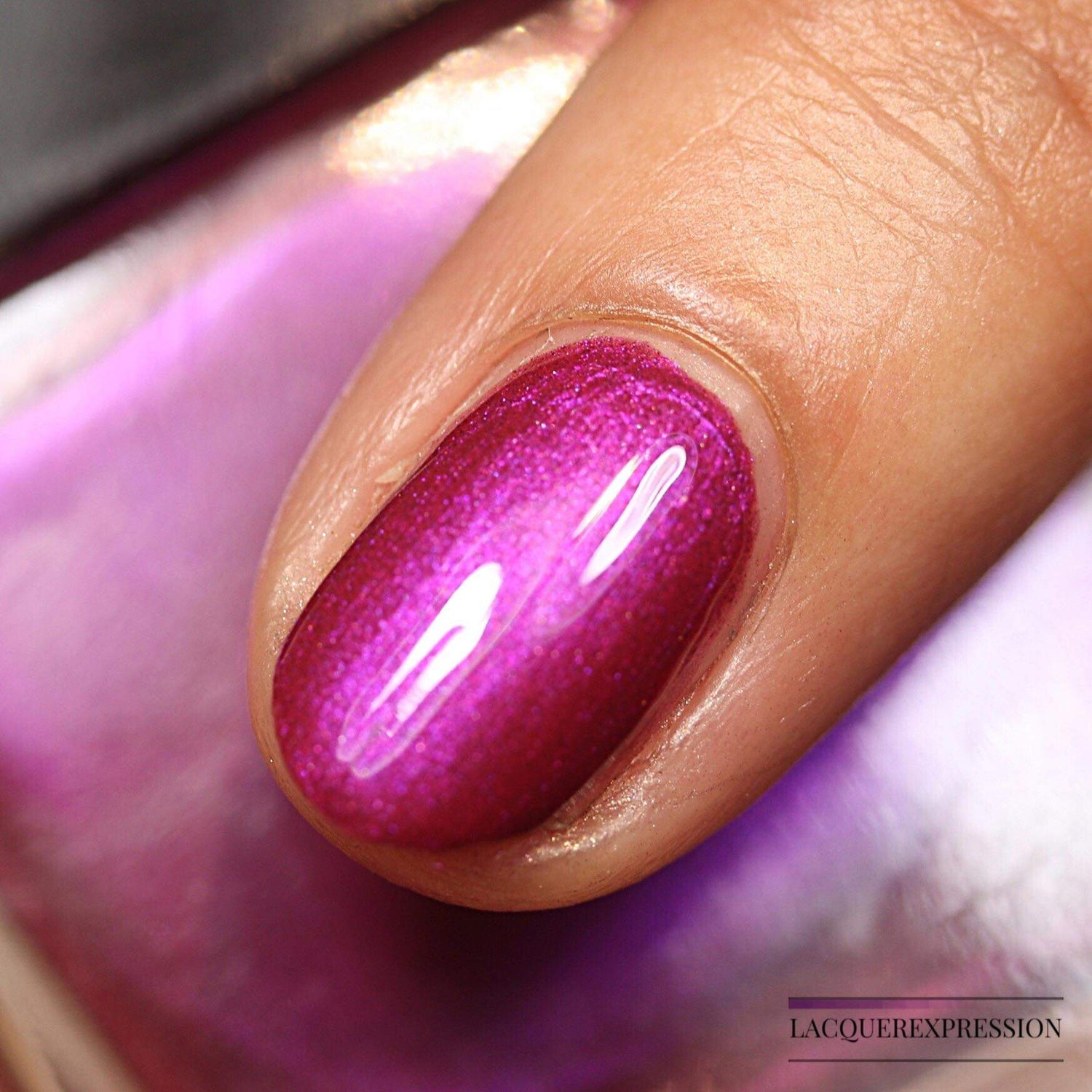 Image of Winterberry  Nail Polish---- Limited Edition Polish