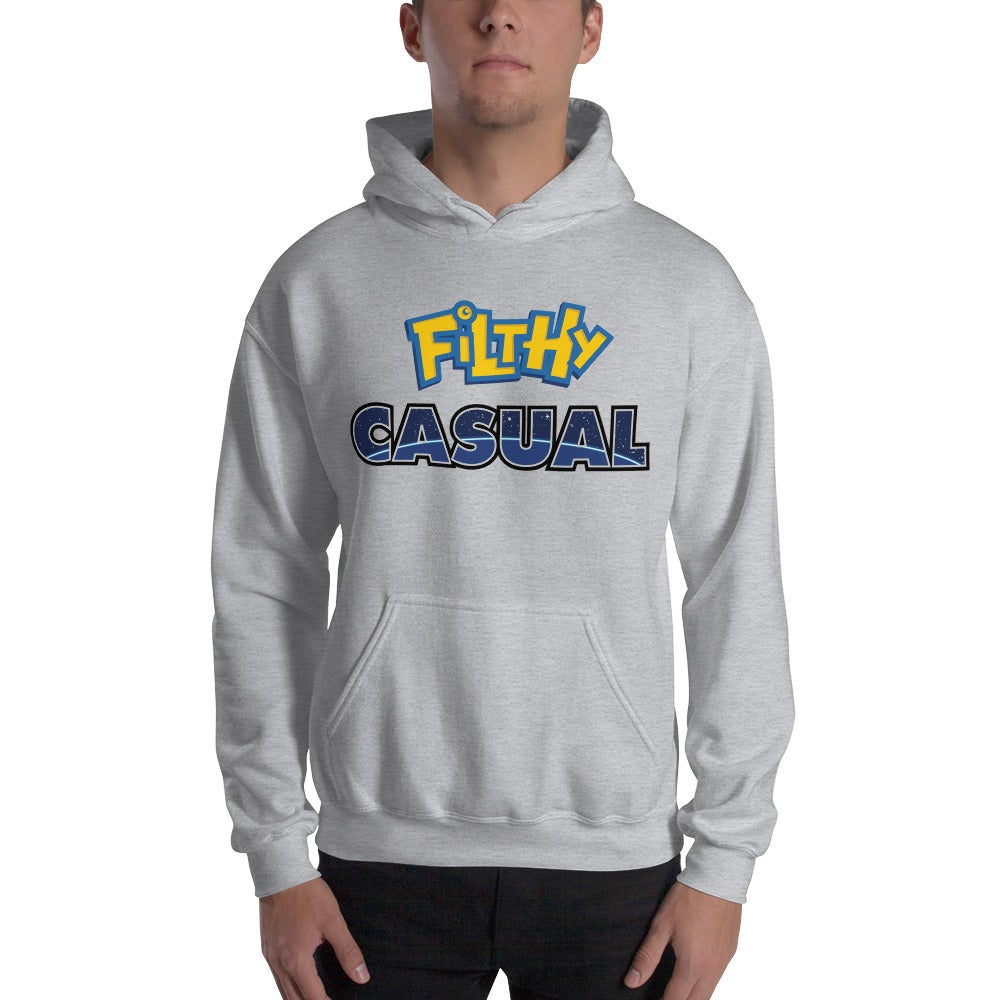 Image of Filthy Casual - Unisex Hoodie