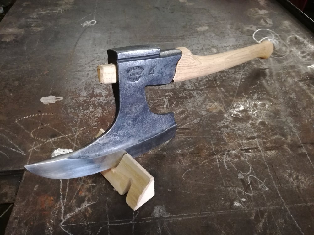Image of Northern European Style Hewing axe