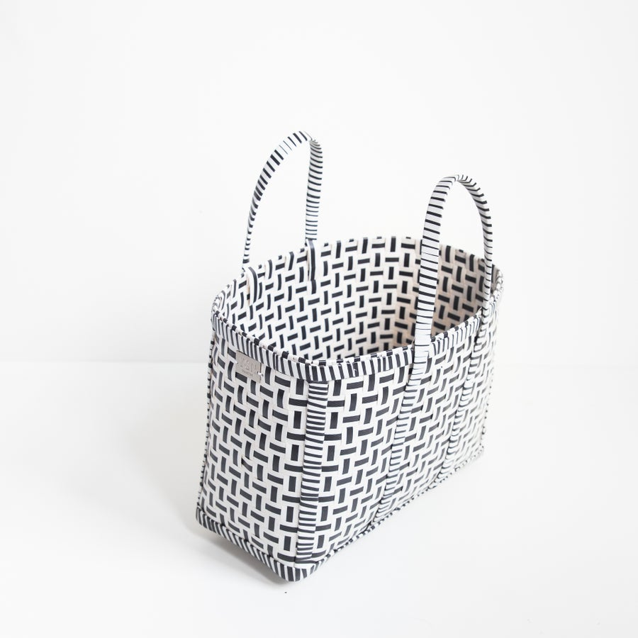 Image of Original Basket in Black & White