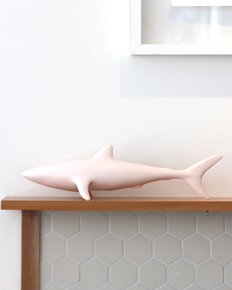 Image of Shark – Soft Pink