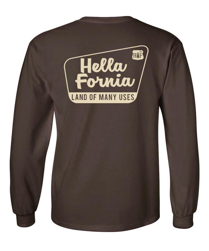 Image of Land of Long Sleeve