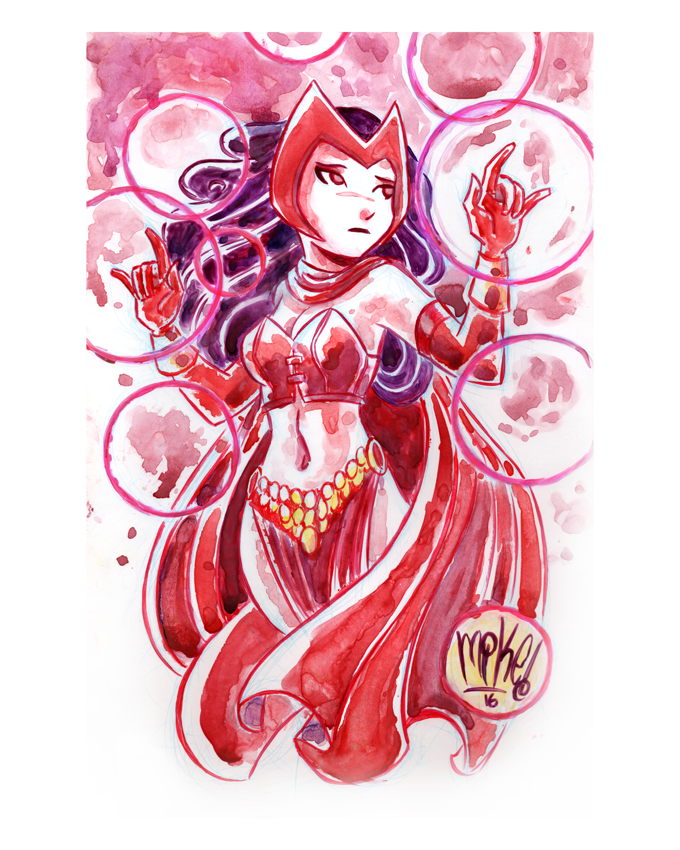 Image of Scarlet Witch