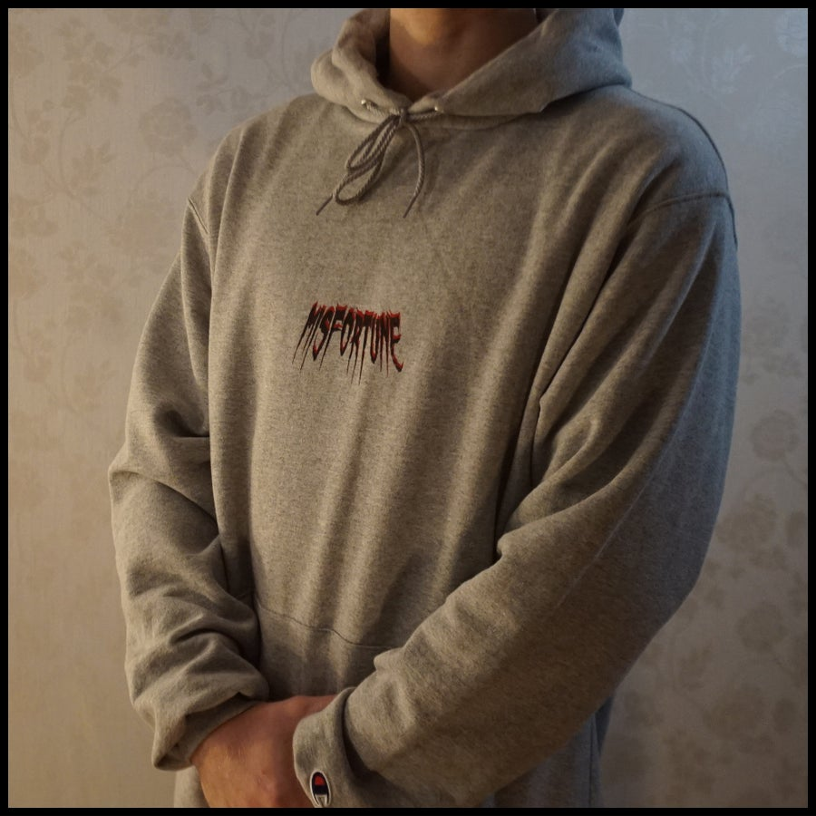 Image of MISFORTUNE Champion Hoodie