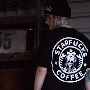 Image of Starfucks Tee.