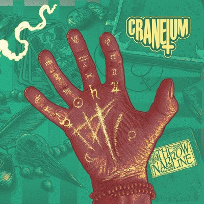 "Image of Craneium - The Narrow Line ""Black Lines"" Black Vinyl LP"