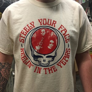 Image of Steely Your Face - t-shirt